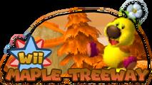 InfinityRemixCourse Wii Maple Treeway