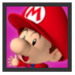 JSSB Character icon - Baby Mario