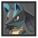 JSSB Character icon - Lucario