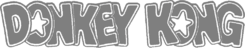 JSSB character logo - Donkey Kong