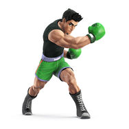 Little mac p