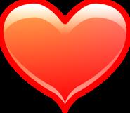 LoZ recovery heart