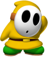 MTOCG Yellow Shy Guy
