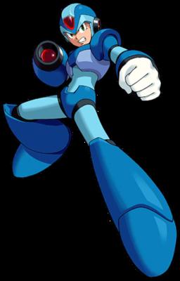 Mega Man X Spirit