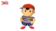 Melee hd ness by machriderz-d79fqo5