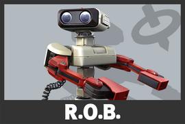 R.O.B. mugshoot