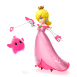 Rosalina peach
