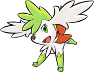 Shaymin Guardian Signs