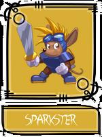 Sparkster SSBR