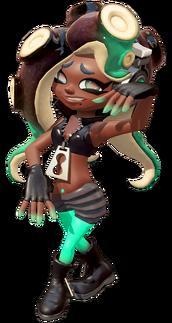 Splatoon 2 Marina