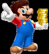 Capless Mario