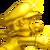 Gold Mario Spirit Icon SSBE