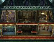 Luigi Mansion Stage