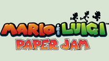 MARIO AND LUIGI PAPER JAM NINTENDO DS DEMAKE LOGO