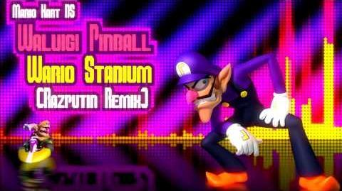 Mario Kart DS - Waluigi Pinball, Wario Stadium (Razputin Remix)
