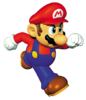 N64 mario running render by kingbilly97-db05dz7