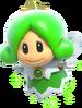 456px-Green Fairy Artwork - Super Mario 3D World