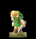 Amiibo Zelda Link Majoras Mask