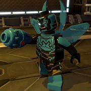 Blue Beetle (Jaime Reyes) (Lego Batman 4)