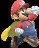 Cape Mario Jumping