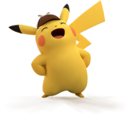 Detective-pikachu-laughing