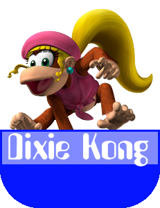 Dixie Kong MR