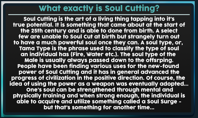 GSS - SC What is Soul Cutting