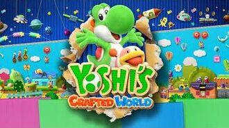 Main Theme - Yoshi's Crafted World OST