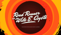 Road Runner and Wile E. Coyote (The Looney Tunes Show)