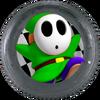 Shy Guy MKG Green