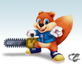 Conker smashified by mrbigtheartist-d8wtsms