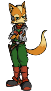 Fox mcloud
