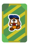 Goombario Partner Card