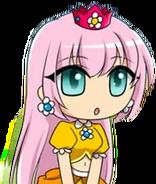 Princess Daisy Megurine Luka 1