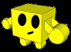 Recto yellow