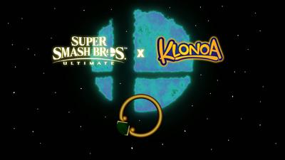 Super Smash Bros. Ultimate x Klonoa