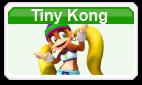 Tiny Kong MSMWU