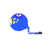 Blue Chain Chomp