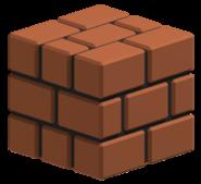 Brick Block SMB3DS