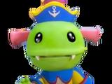 Captain Bruno Monster