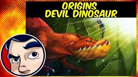 Devil Dinosaur - Origins