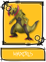 Haxorus SSBR