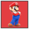JSSB character preview icon - Mario