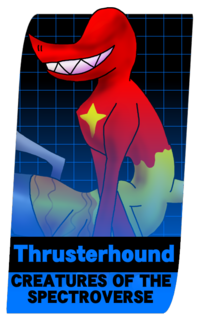 NaFPD Thrusterhound