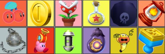 New Items Smash 5