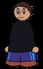 Pants BP Striped Generic