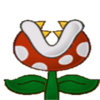 Paper Piranha Plant