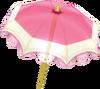 Peach Parasol - Mk7