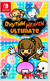 Rhythm Heaven Ultimate