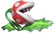 0.3.Piranha Plant Striking with their leaves